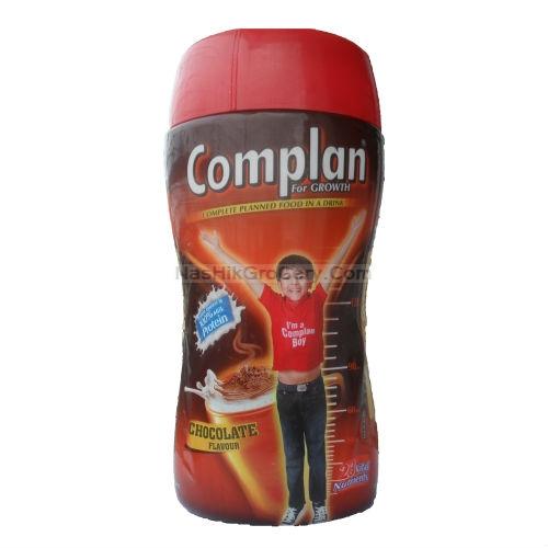 Complan Chocolate Flavor 500g, Supplement Powder - Online ...