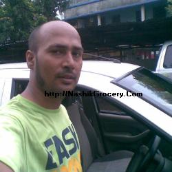 Customer Sandeep For Testimonial NashikGrocery With Watermark