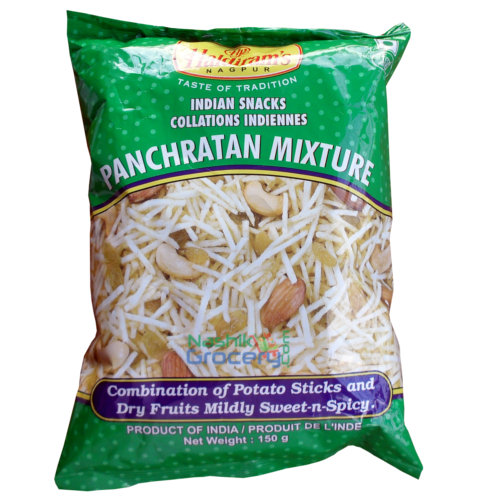 Haldiram Panchratan Mixture 150g Online Nashik Kirana